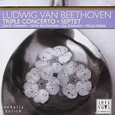 <b>Beethoven</b>: <b>Triple Concerto</b>; Septet