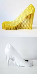 this artist turned his former flings into 3d printed shoe sculptures