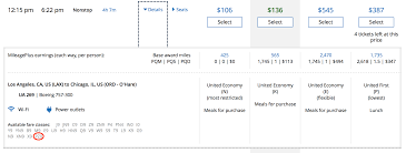 United Changes Fare Class Codes For Premium Cabins And