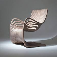 contemporary furniture. Well Designed Chair #Wooden Pipo, Contemporary Furniture Design #pfister #indira
