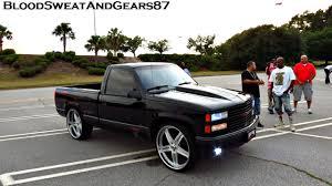 Chevrolet C/K 1500 454 SS on 26
