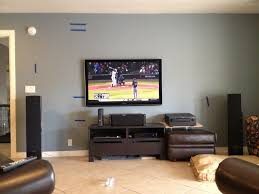Small Home Theater When You Have Decided The Length Of The Cables Required For Your