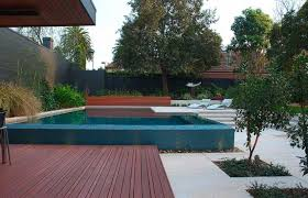 Small Picture Best Of Wet Edge Pool Design Pool And Garden Design Melbourne
