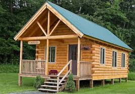 Small Picture 8 Low Cost Kits for a 21st Century Log Cabin Log cabins Cabin