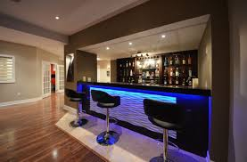 cool basement bars. Simple Cool Image Of Basement Bar Pictures Led With Cool Bars