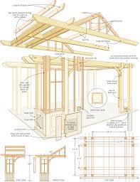 Simple Pergola outdoor pergola plans pergola plans for simple design for free 5726 by xevi.us