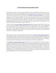 grad school essays writing a good personal statement for grad school grad school