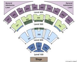 Molson Amphitheatre Detailed Seating Chart Blue Rodeo At Molson Amphitheatre Toronto Ontario 08 22 15