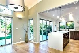 recessed lighting in vaulted ceiling. Recessed Light For Sloped Ceiling Lights Slanted Ceilings Kitchen Bill Lighting Vaulted In Kitchens