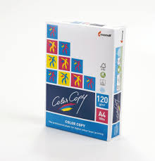 Color Copy Paper White Min 50 Fsc4 A4 210x297mm 160gm2 Pack 250