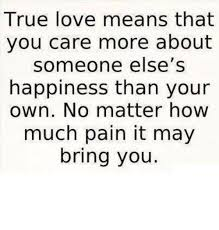 What Is True Love Means