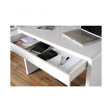 hidden office desk. Luxor Gloss Workstation/Desk With Hidden Drawer White - Home Office Desks Furniture \u0026 Storage Desk