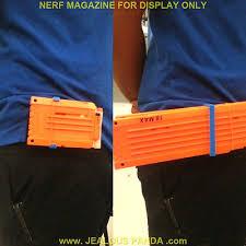 Nerf Magazine Holder Nerf parts collection on eBay 37