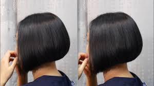 Bob Haircut Style Korea ตดผมบอบสนทย ทย สไตล เกาหล
