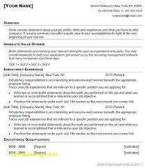 Lovely Copy And Paste Resume Templates B4 Online Com