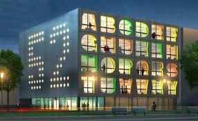 The creative office Red Ants The Alphabet Building By Mvrdv Jll Philadelphia Blog The Alphabet Building Creative Office Space In Amsterdam