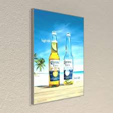 lightbox led wall picture frame