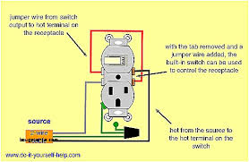 switch outlet combo wiring diagram leviton switch outlet Leviton Cat 5 Wiring Diagram combo switch outlet wiring diagram lovely bo switch fan light 110v leviton switch outlet combination wiring