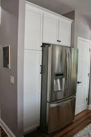 Kitchen Cabinets Refrigerator 19 Best Images About Refrigerator Cabinet On Pinterest Energy