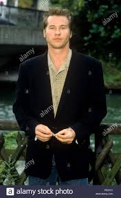 Val Kilmer am 12.08.1992 in München. | Verwendung weltweit Stockfotografie  - Alamy