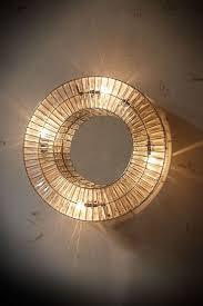 funky lighting fixtures. Leading Lights, Kirsti Taviolia | Light Patterns Pinterest Walls And Ceiling Funky Lighting Fixtures