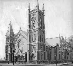 Brown Memorial Baptist Church Brooklyn N Y