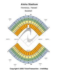 Aloha Stadium Seating Chart Concert Aloha Stadium Tickets And Aloha Stadium Seating Chart Buy