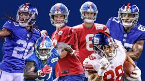 Ny Giants Qb Depth Chart New York Giants Projected 53 Man Roster After Preseason Week 3