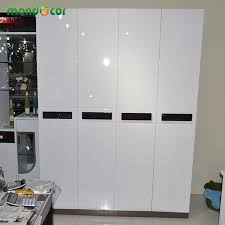 Pvc Kitchen Furniture Designs Aliexpresscom Buy 60cmx5m Pearl Glossy Diy Decorative Sticker