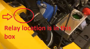 how to install a ford racing electric intercooler water pump on c examine the fuse if the fuse has blown the circuit will be burned where the above arrow is pointing this fuse has a continuous piece of metal