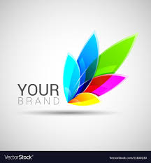 Free Abstract Logo Design Creative Colorful Abstract Logo Design Template