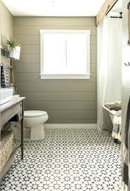 vintage bathroom floor tile ideas. Delighful Floor Grey Brick Bathroom Floor Tile Design Vintage Ideas  Ideas Intended
