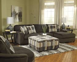 The Living Room Set Brilliant Living Room Buy Westen Chocolate Sectional Living Room