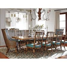 Tommy Bahama Kitchen Table Tommy Bahama 01 0558 876c Twin Palms Caneel Bay Rectangular Dining