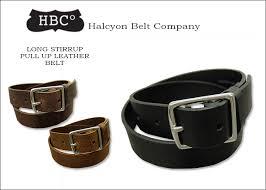 england pulling up leather made in the halcyyon belt company halcion belt company long stirrup pull up leather belt hbc 4 stirrup straps belt genuine
