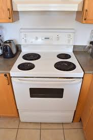 a review of my frigidaire gallery electric range