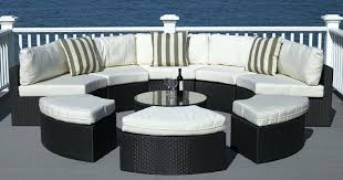 outdoor sectional cover furniture covers curved couch universal