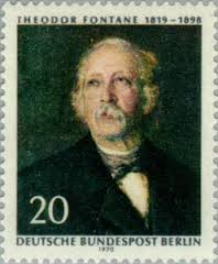 Briefmarkenkatalog : Briefmarke ‹ <b>Theodor Fontane</b> (1819-1898) - Theodor-Fontane-1819-1898