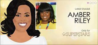 YourYoutube: Latest doll: Amber Riley