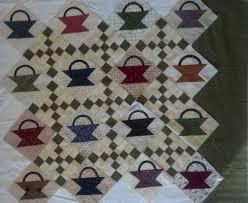 Mini Basket quilt | abyquilts & Mini Basket wall quilt Adamdwight.com