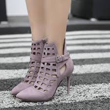 aleafalling classical new side zip ankle women boots street outdoor style girl 6 5cm high heel fashion shoes wbt03
