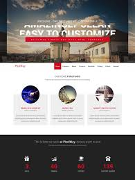 Single Page Website Template Mesmerizing 28 Best One Page Website Templates Free Premium FreshDesignweb