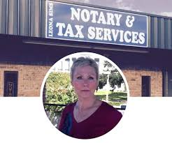 Leona Sims Notary & Tax Services - Tax Preparation in West Monroe