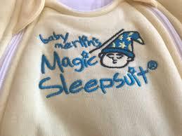 Merlin S Magic Sleepsuit Sizing Chart Baby Merlins Magic Sleepsuit Review Not Recommended Baby