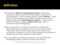 mla writers of research papers  th edition Ryder Exchange