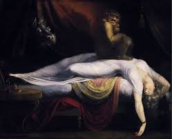 the nightmare painting by henry fuseli 1781