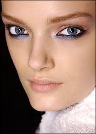 makeup eyes makeup consider if you are too ed to try any color whatsoever use some shimmer or a liquid white sparkle eye pencil