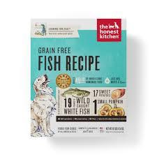 The Honest Kitchen Grain Free Fish Recipe Dehydrated Dog Food