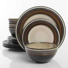 brown dinnerware sets. Modren Brown To Brown Dinnerware Sets E