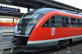 train travel in germany the german